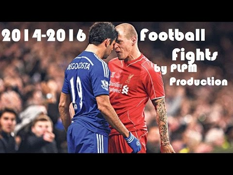 Football Fights | Angry Moments | 2014-2016