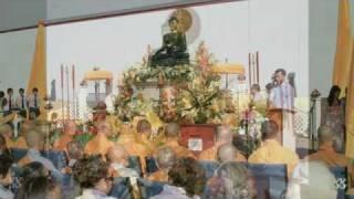 Cung Nghinh Chiêm Bái Phật Ngọc Hòa Bình Thế Giới - Mắt Thương Nhìn Ðời