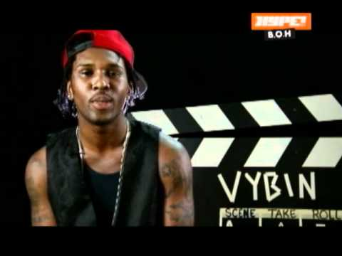 Vybin - DON SLR - VYBIN WITH HYPE.TV JAMAICA !!