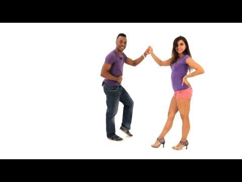 Бачата: учимся танцевать. Урок видео для начинающих.