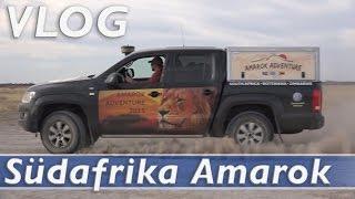 Kalahari Botswana  City new picture : Offroad VLOG: VW Amarok Adventure 2015 Kalahari / Botswana / Süd Afrika