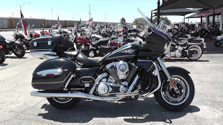 8. 012506 - 2013 Kawasaki Vulcan Voyager   VN1700A - Used motorcycles for sale