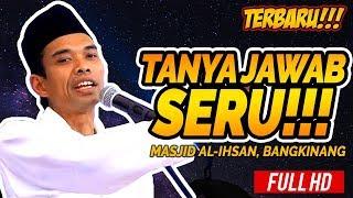 Video Tanya Jawab Bersama Ustadz Abdul Somad - Masjid Al-Ihsan Markaz Islamy (Bangkinang) MP3, 3GP, MP4, WEBM, AVI, FLV Agustus 2018