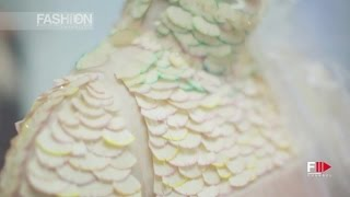 CHANEL Making of the Spring 2016 Paris Haute Couture by Fashion Channel