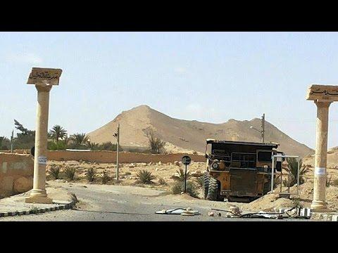 Επινίκια Άσαντ για την ανακατάληψη της Παλμύρας