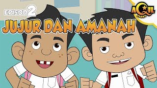 Video AQIL Story   Episod 2   Jujur Dan Amanah MP3, 3GP, MP4, WEBM, AVI, FLV Maret 2019