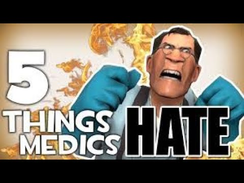 5 Things Medics HATE (Re-Uploaded)