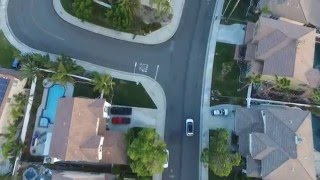 """I had my drone in the air for a """"dronie"""" group shot and then decided to follow our friend's car from a bit while they left the..."""