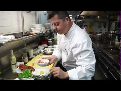 restaurant - Like Us: http://www.facebook.com/thecooksplate Join your Host Allison as she visits with Executive Chef Luc Dimnet of the Brasserie Restaurant in NYC. Chef D...