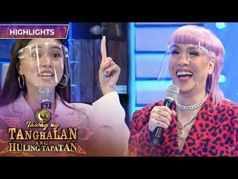 Vice Ganda asks Kim to imitate TNT Grand Finalist Mara Tumale | Tawag ng Tanghalan