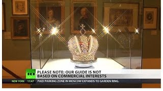 Video Craftsman made replica of Imperial crown of Russia MP3, 3GP, MP4, WEBM, AVI, FLV April 2018