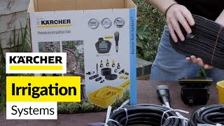 For garden watering systems go to: http://bit.ly/2e8tkVHKarcher have launched a comprehensive range of garden hoses and accessories including Irrigation systems for convenience and reducing waste.