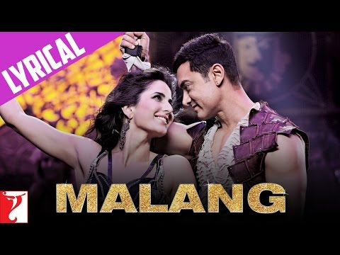 Malang (OST by Siddharth Mahadevan & Shilpa Rao) [Lyric Video]