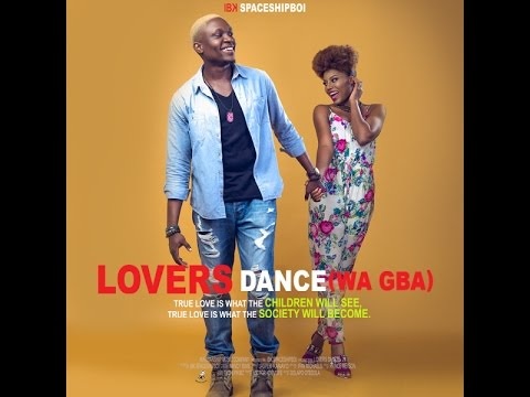 IBK SPACESHIPBPOI - LOVERS DANCE (Wa Gba) Lyric video