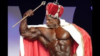 Nonton Ronnie Coleman  The King Film Subtitle Indonesia Streaming Movie Download