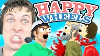 MURDER PARTY - Happy Wheels