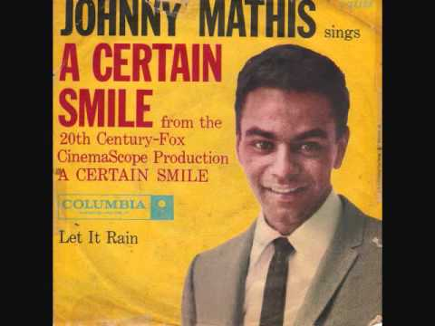 Johnny Mathis - A Certain Smile 1958