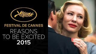 Cannes Film Festival - Reasons To Be Excited (2015) HD - YouTube