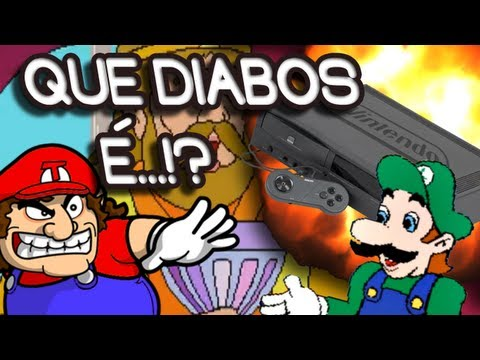 NINTENDO NO PHILIPS CD-i! - Que diabos é!?