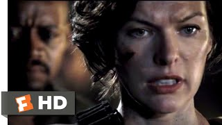 Nonton Resident Evil: The Final Chapter  (2017) - Defense Fortress Scene (4/10) | Movieclips Film Subtitle Indonesia Streaming Movie Download