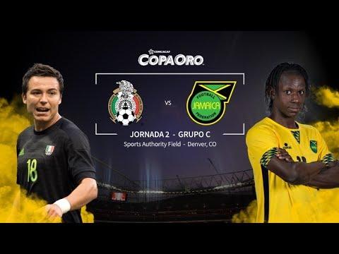 México vs. Jamaica en Vivo Copa Oro 2017 - Live streaming Gold Cup - Thời lượng: 2:01:47.