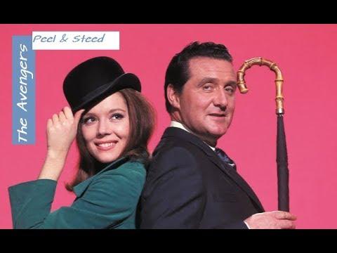 The Avengers - Emma Peel & John Steed        Intro w. Credits