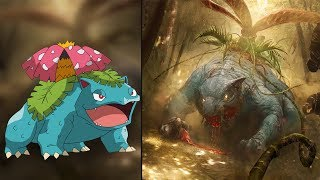 Video Pokemon Characters as Monsters 2017! 😱 MP3, 3GP, MP4, WEBM, AVI, FLV Agustus 2018
