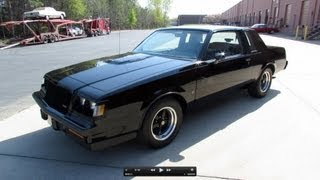 Nonton 1987 Buick Grand National (Regal T-Type Turbo) Start Up, Exhaust, and In Depth Review Film Subtitle Indonesia Streaming Movie Download
