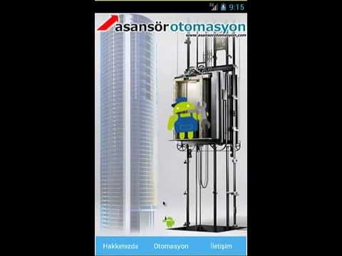 Video of Asansör Otomasyon