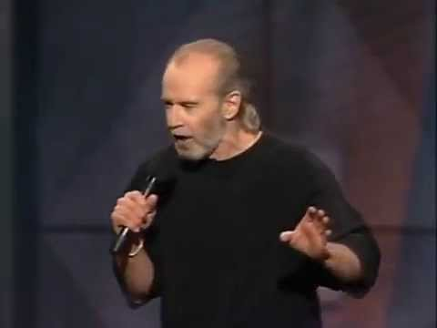 George Carlin - The language you will not be hearing tonight