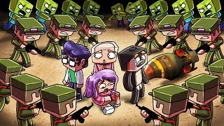 Minecraft Zombie Island is a new scary minecraft roleplay that has survivors of a plane crash stranded on an island full of horror. Watch as the plane crash survivors explore this apocalyptic island and find all out all of its secrets!▬► WATCH FOREST PLAYLIST: https://www.youtube.com/playlist?list=PLMB8MGbYATThEZmy7rpJ72Cqkz7beSL4x► Minecraft T-Shirts: http://voidcollection.com▬▬▬▬▬▬▼My Stuff▼▬▬▬▬▬▬● Roblox Channel: https://www.youtube.com/channel/UCaQkoFF-Vkr3RTfov6ymT8g● Gaming Channel: https://www.youtube.com/user/TheAtlanticArcade● Game Studio: http://voidswrath.com/● Clothing Line: http://voidcollection.com▬▬▬▬▬▬▼Social Media▼▬▬▬▬▬▬Atlantic Craft Twitter: https://twitter.com/AtlanticCraftCody's: Instagram: https://www.instagram.com/atlanticcraft/Fan Discord: https://discord.gg/yhFEtnH▬▬▬▬▬▬▼Realm of Atlantis▼▬▬▬▬▬▬● Professor Pikalus Youtube: https://www.youtube.com/channel/UClw5UTugvHO-VL7n-IaxaTA● Sneaky Sisters Youtube: https://www.youtube.com/channel/UCp9AkWp4jfrEyZKhOTo5rbA● Kraken Kid Youtube: https://www.youtube.com/channel/UCcoXbmaUfns8Kx4E5YbwIZA● Cannibal Crab Youtube: https://www.youtube.com/channel/UCuPfkZuwz7kyNjCV5Uwk3ow● Captain Deadlock Youtube: https://www.youtube.com/channel/UC4BuRUwk1tGDQ7lrrloucDQ● Baby Blooper Youtube: https://www.youtube.com/channel/UCy2TySx_6AaPvzMRwYMvHxw● Joebuz Youtube: https://www.youtube.com/channel/UC1Mb3iBuQtAIX2pfh2F-0tgWhat is Minecraft? Minecraft is an online virtual playground and workshop, where kids of all ages can safely interact, create, have fun, and learn. It's unique in that practically everything on Minecraft is designed and constructed by members of the community. Minecraft is designed for 8 to 18 year old, but it is open to people of all ages. Each player starts by choosing an avatar and giving it an identity. They can then explore Minecraft — interacting with others by chatting, playing games, or collaborating on creative projects. Each player is also given their own piece of undeveloped real estate 