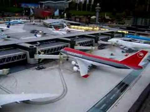 Miniature Schiphol Airport