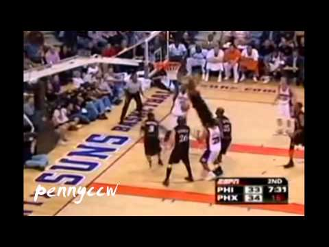 Allen Iverson Highlights vs Steve Nash the Phoenix Sun 05/06 NBA