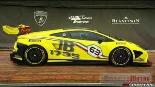 Lamborghini Gallardo LP 570-4 Supertrofeo