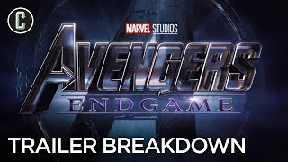 Avengers 4 Trailer Breakdown: What Does It All Mean? by Collider