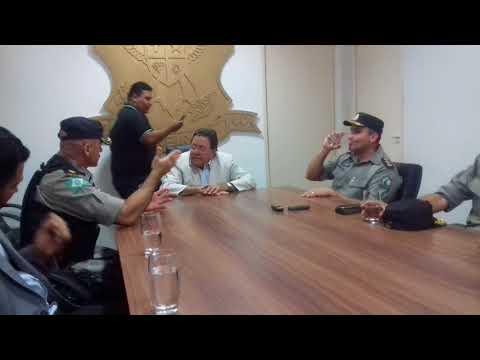 Ações de combate a criminalidade serão constante no município de Mineiros (GO), diz coronel