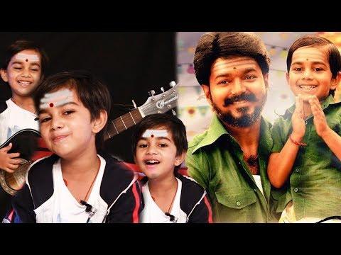 Mersal Vijay Is My Father, Thala Ajith Is My Hero Interview With Actor Akshath aka Aksath