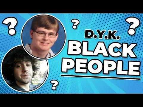 D.Y.K - BLACK PEOPLE?! Feat Carson & MaxKetchum