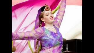 Nowruz Mubarakنوروزتان پیروز Navruz Persian New Year 2012 Silk Road Dance Company