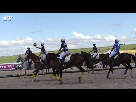Campeonato españa horseball 2019 iruña horseball vs el serrat