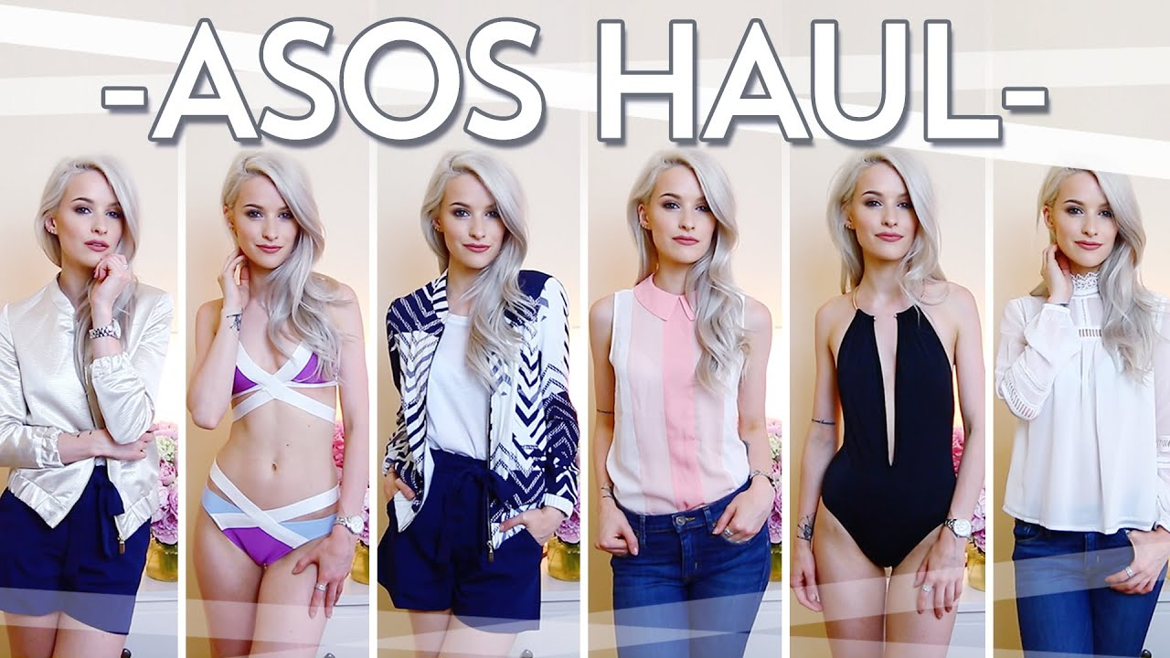 ASOS Haul and Try On!   Inthefrow
