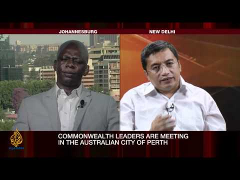 commonwealth - Facing several serious human rights issues, the Commonwealth is under pressure to reform or become irrelevant. Inside Story discusses with Richard Fitzwillia...