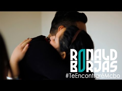 Ronald Borjas -  #TeEncontrarMcbo