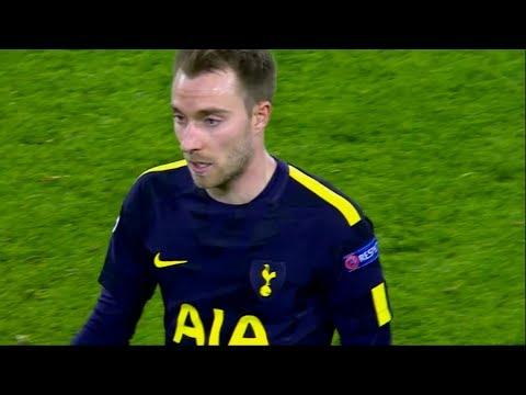 Christian Eriksen vs Juventus (Away) 13/02/2018 HD 1080i