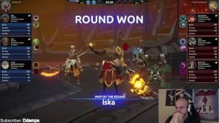 3RD ROUND LOWER VOLUME** Broadcasted live on Twitch -- Watch live at https://www.twitch.tv/joltzie.