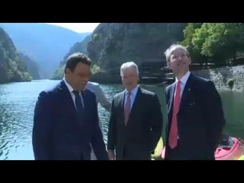 Γερμανία και Βρετανία στηρίζουν τη Συμφωνία των Πρεσπών…