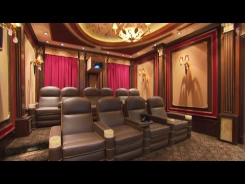 Theaters - High-end home theaters offer equal, or often better viewing experience for movies, TV, music and sports events than commercial cinemas.