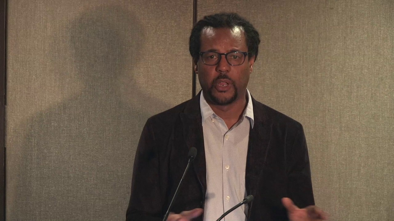 Colson Whitehead at the 2017 FYE Conference