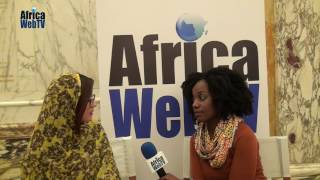 Sahrawi rights activist Sara Laarousi Mohamed speaking with Africa Web TV's Phay Mutepa about the situation in The Western ...