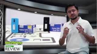 Video Review: Nokia Asha 205 and 206